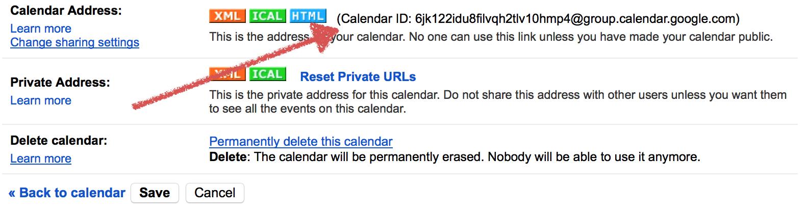 GANTTplanner Blog: How to use Google Calendar to plan staff